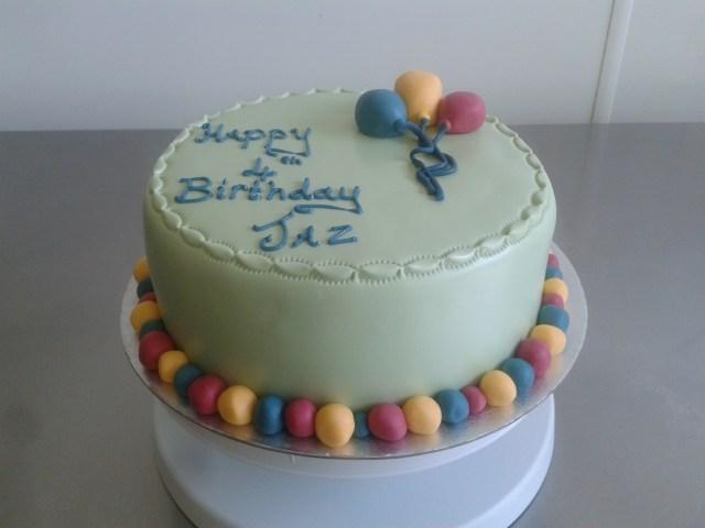 Balloon Birthday Cake Balloon Birthday Cake Cols Cupcakes Cakes