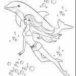 Barbie Printable Coloring Pages Barbie Printable Coloring Pages At Getdrawings Free For