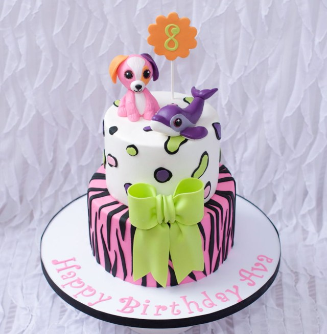 Beanie Boo Birthday Cake Beanie Boo Birthday Cake Cakecentral