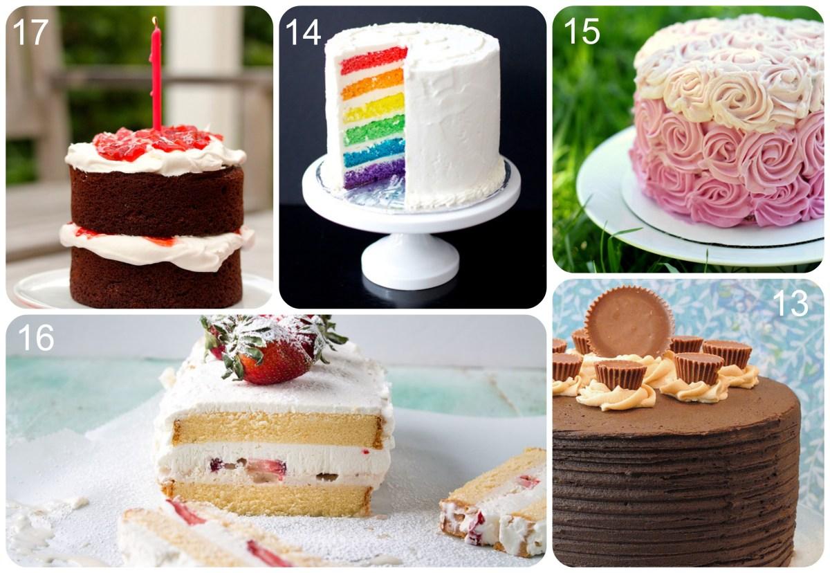 Best Birthday Cake Recipe The Best Birthday Cake Recipes 52 Kitchen Adventures