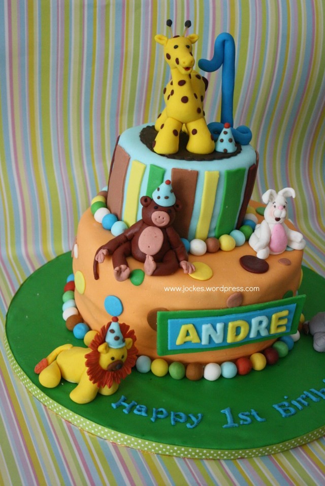 Birthday Cake For 1 Year Old Birthday Cakes For 1 Year Olds Boy Google Search Cookery Recipes