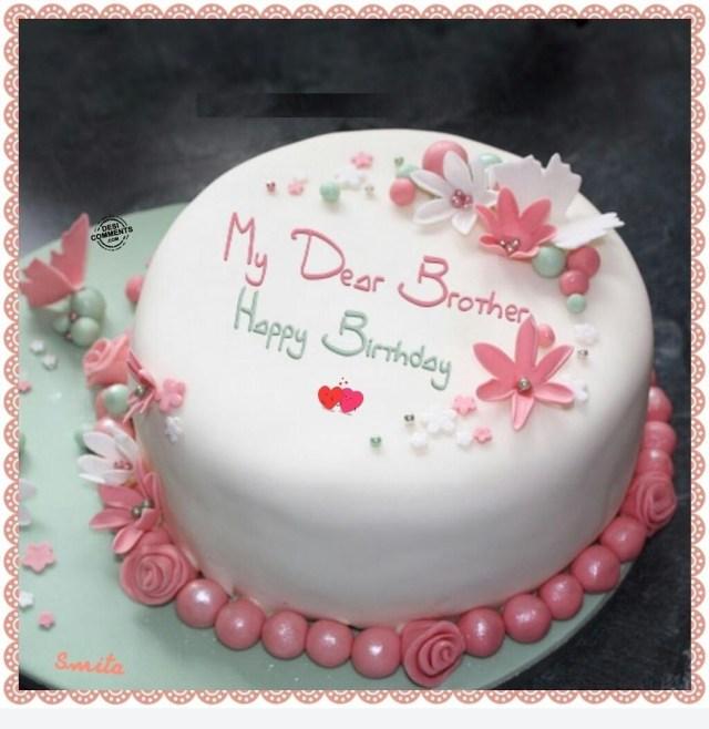 Birthday Cake For Brother Brother Birthday Cakes