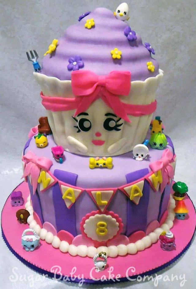 Birthday Cake For Girl 24 Fun Themed Kids Birthday Cake Ideas Ideal Me