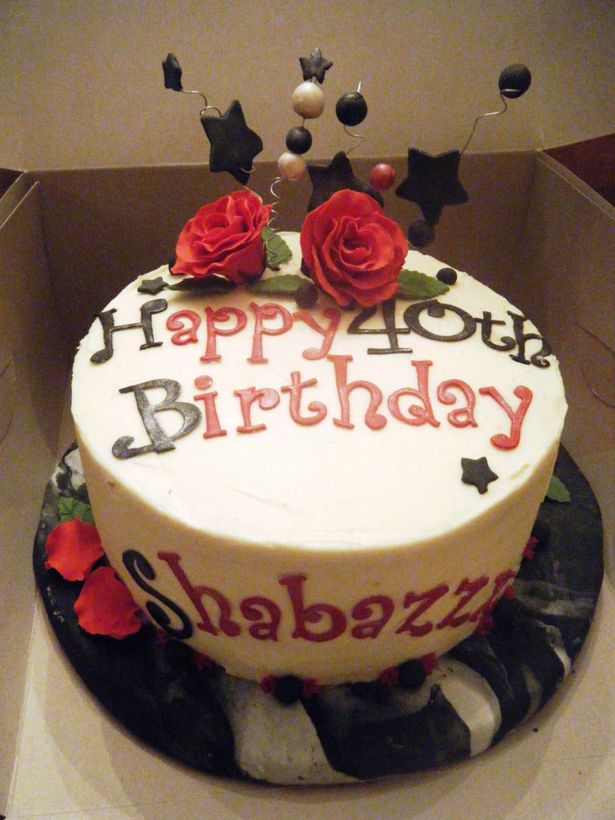 Birthday Cake Ideas For Men A 40th Female Protoblogr Design