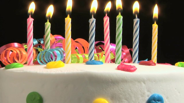 Birthday Cake Images With Candles Candles Burning On Birthday Cake Stock Video Footage Storyblocks Video