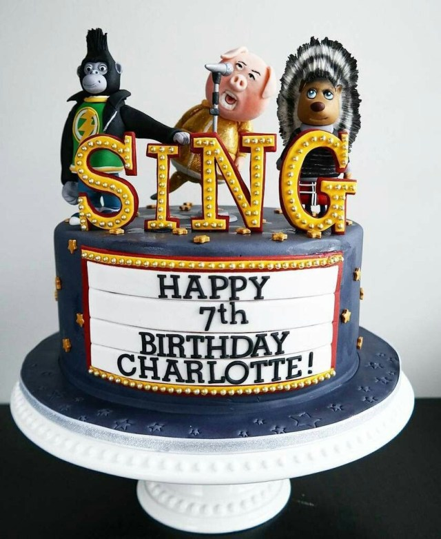Birthday Cake Movie I Should Have This Amazing Sing Birthday Cake Make Sure You Watch Th