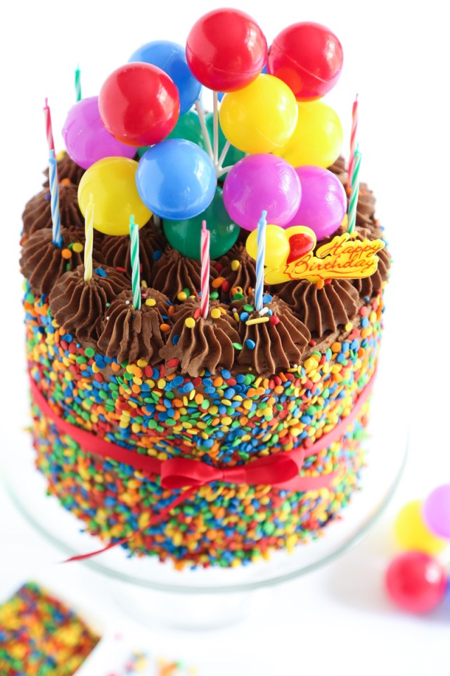 Birthday Cake Recipes The Birthday Cake Sprinkle Bakes