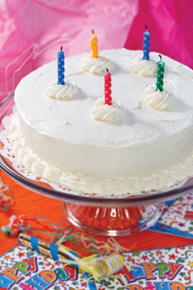 Birthday Cake Recipes White Birthday Cake The Lc Foods Community