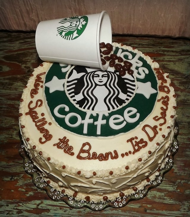 Birthday Cake Starbucks Starbucks Birthday Cakes