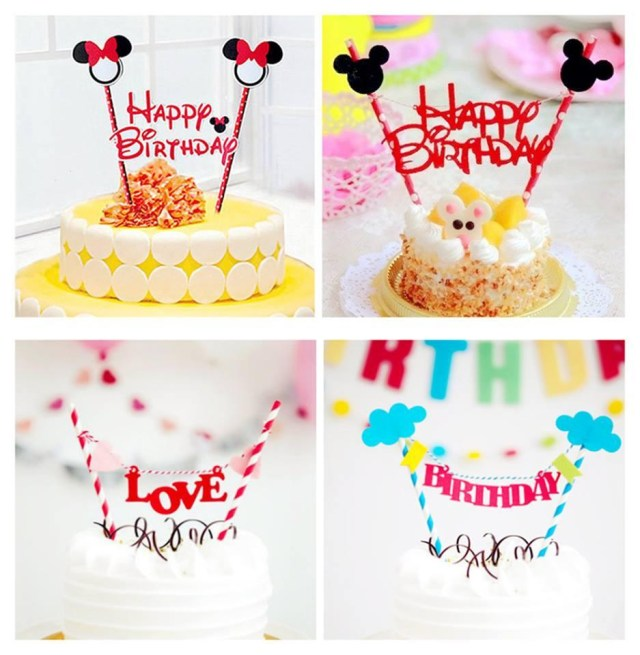 Birthday Cake Toppers For Adults Bt0365 Happy Birthday Cake Topper De End 2152020 915 Am