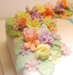 Birthday Cake With Flowers 12 Birthday Cakes With Flowers D Photo Birthday Cake With Flowers
