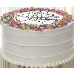 Birthday Cakes Classic Birthday Cake Baked
