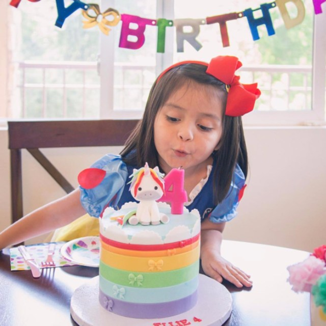 Birthday Cakes For Kids Unicorn Birthday Cakes For Kids Popsugar Family