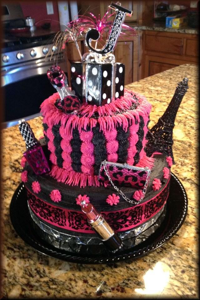 Birthday Cakes For Teenage Girl Teen Birthday Cakes