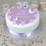 Birthday Cakes Personalised Birthday Cake Topper Decorating Kit Clever Little