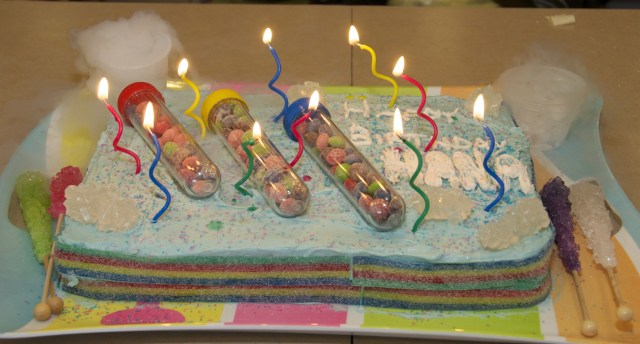 Birthday Party Cakes Cake Ideas For Kids Science Themed Birthday Party The Restaurant