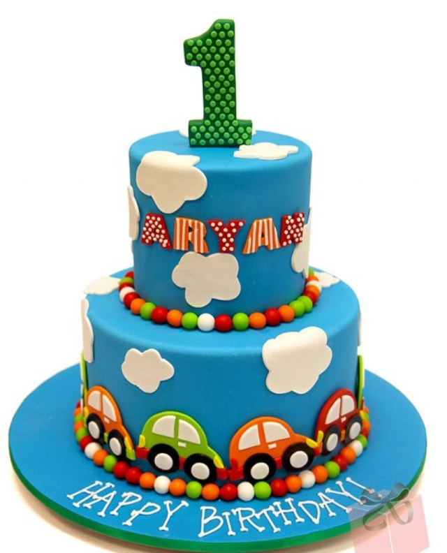 Boys 1St Birthday Cake Designs Related Posts Of Ba Boy First Birthday Cake Design Christina
