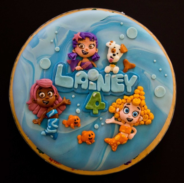 Bubble Guppies Birthday Cake Bubble Guppies Birthday Cake Cakecentral