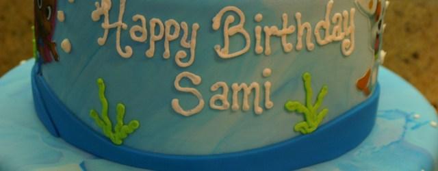 Bubble Guppies Birthday Cake Bubble Guppies Birthday Cake Party Time Bubble Guppies Birthday
