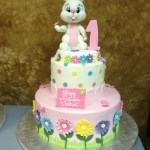 Bunny Birthday Cake Easter Bunny Birthday Cake Cakecentral