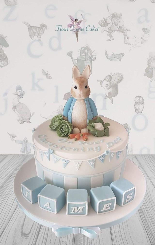 Bunny Birthday Cake Peter Rabbit Cake On Cake Central I Love Peter Rabbit Food