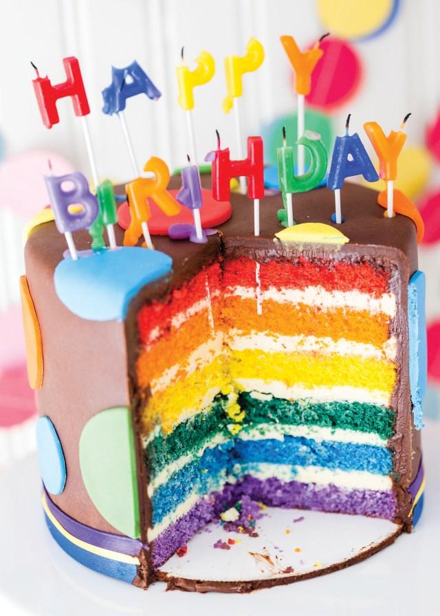 Cake Happy Birthday Happy Birthday Pride Cake Phrootz