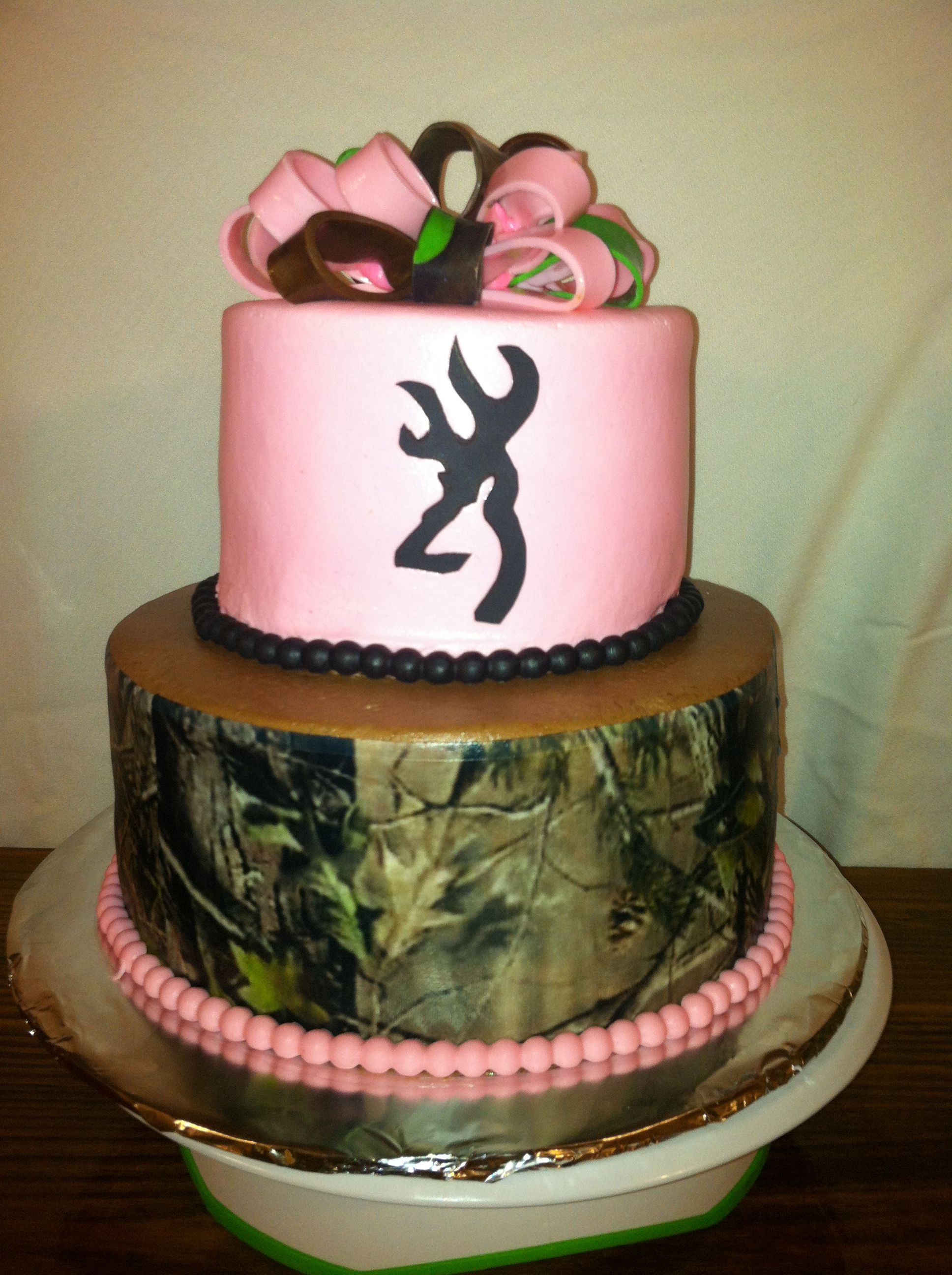 25 Excellent Picture Of Camo Birthday Cake