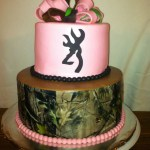 Camo Birthday Cake Browning Camo Birthday Cake Cake Craze Pinterest Camo Wedding