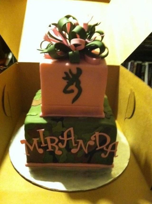 Camo Birthday Cake Camo Birthday Cake Cakecentral