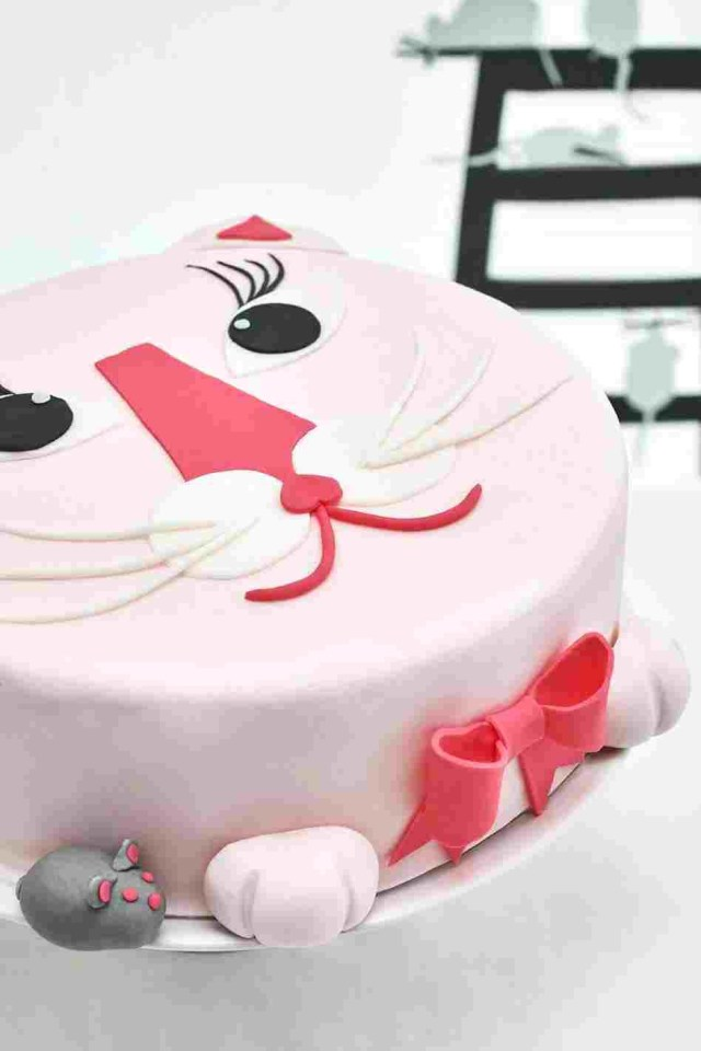 Cat Cakes For Birthdays Peg Cat Cakes Ideas Cake Satoko Httpcakelikebutterentcom Lila