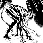 Catwoman Coloring Pages Catwoman 34 Superheroes Printable Coloring Pages
