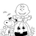 Charlie Brown Coloring Pages Charlie Brown Halloween Coloring Page Free Printable Coloring Pages