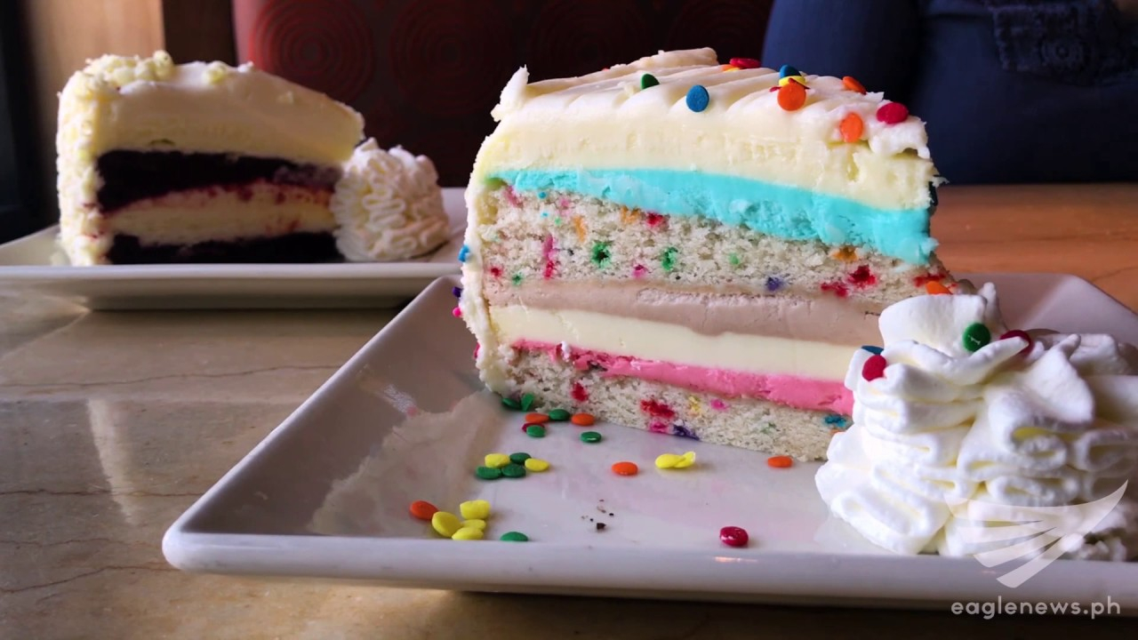 Cheesecake Factory Birthday Cake The Launches New Celebration For