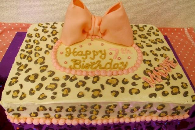 Cheetah Print Birthday Cakes 11 Leopard Print Birthday Sheet Cakes Photo Leopard Print Birthday
