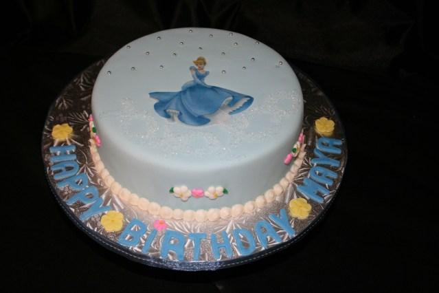 Cinderella Birthday Cakes Cinderella Cakes Decoration Ideas Little Birthday Cakes