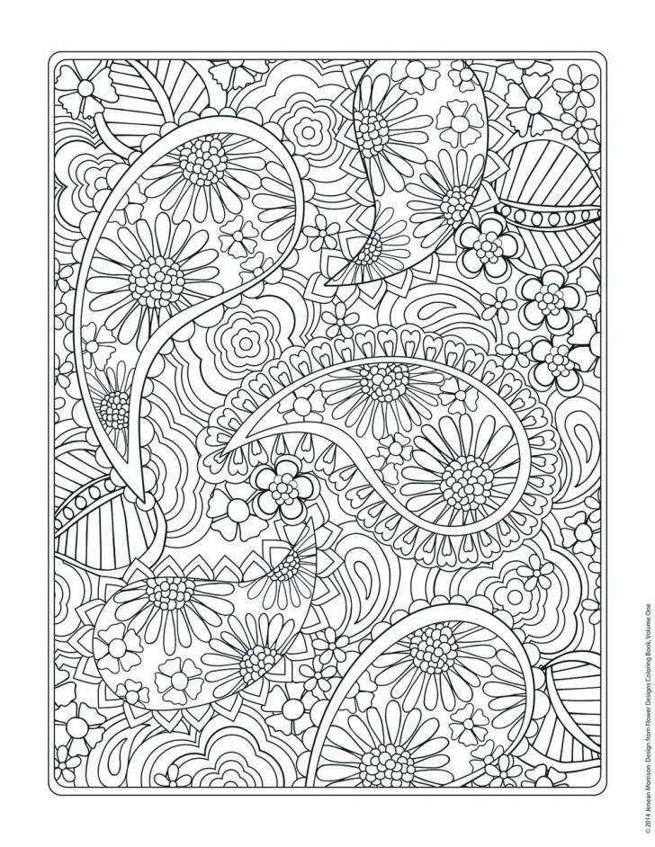 Beautiful Picture of Coloring Pages Designs
