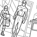 Coloring Pages Spiderman Free Printable Spiderman Coloring Pages For Kids In Of Dapmalaysia