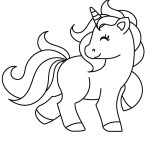 Cute Coloring Pages Cute My Little Unicorn Coloring Page Print Color Fun Fun For