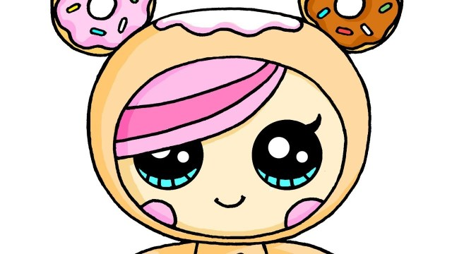 Cute Coloring Pages Tokidoki Donutella Coloring Pages Youtube