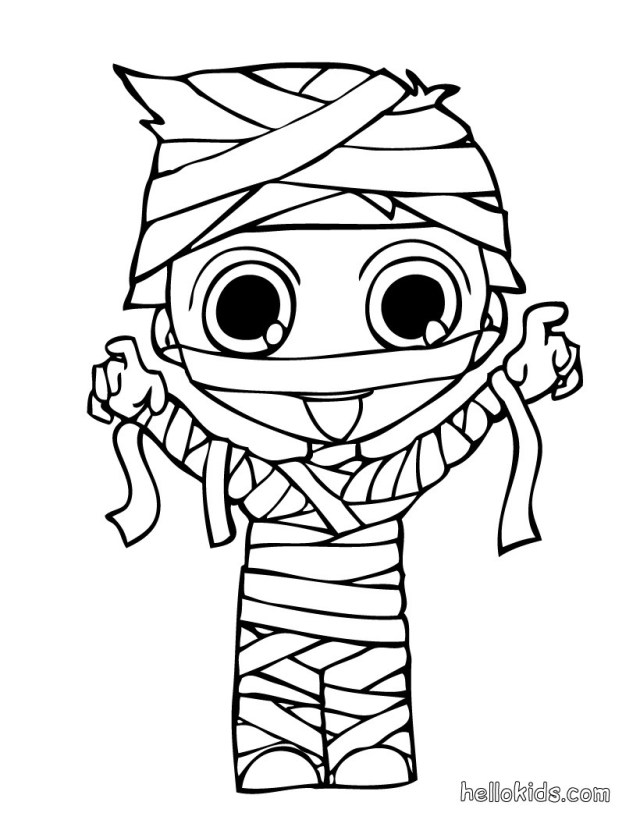 Cute Halloween Coloring Pages Kids Costumes Coloring Pages 21 Printables To Color Online For