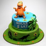 Dinosaur Birthday Cakes 3d Dinosaur Birthday Cake Wedding Academy Creative Easy Dinosaur