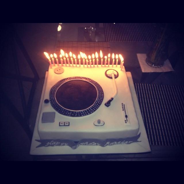 Dj Birthday Cake Birthday Cakes Dj Eats A Lot