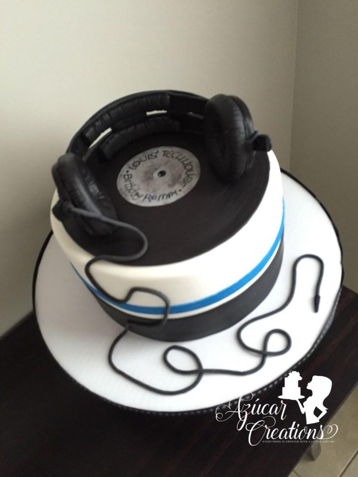 25+ Excellent Photo of Dj Birthday Cake