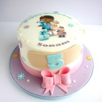 Doc Mcstuffins Birthday Cake Doc Mcstuffins Birthday Cake Swirlsbakery Flickr