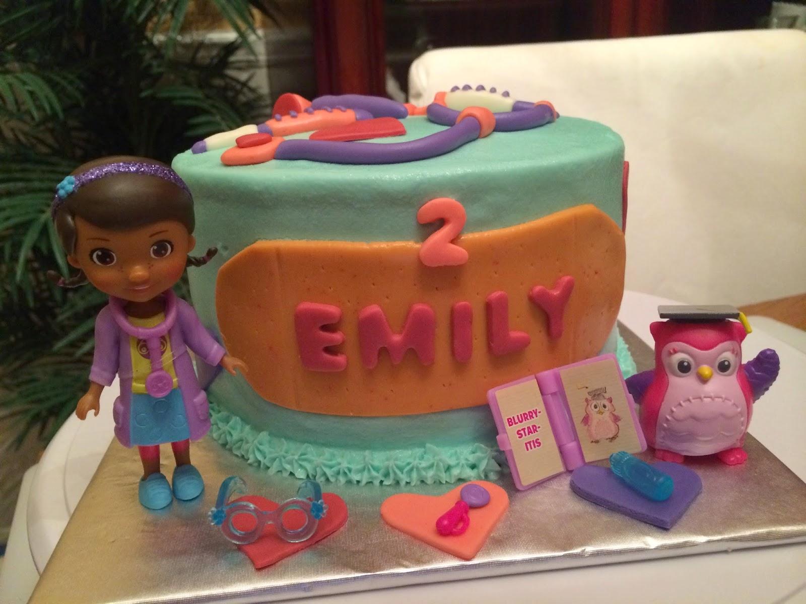 Doc Mcstuffins Birthday Cake Joyce Gourmet Doc Mcstuffins Birthday Cake