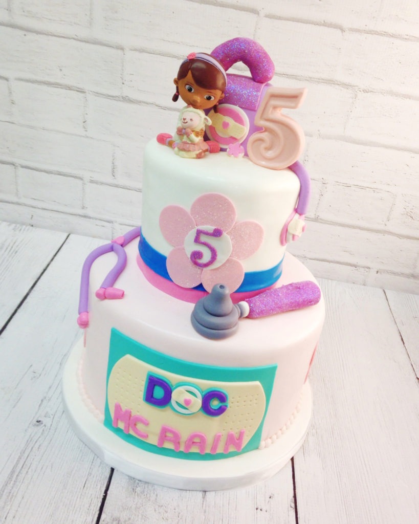 Doc Mcstuffins Birthday Cake Nashville Sweets Doc Mcstuffins Birthday Cake