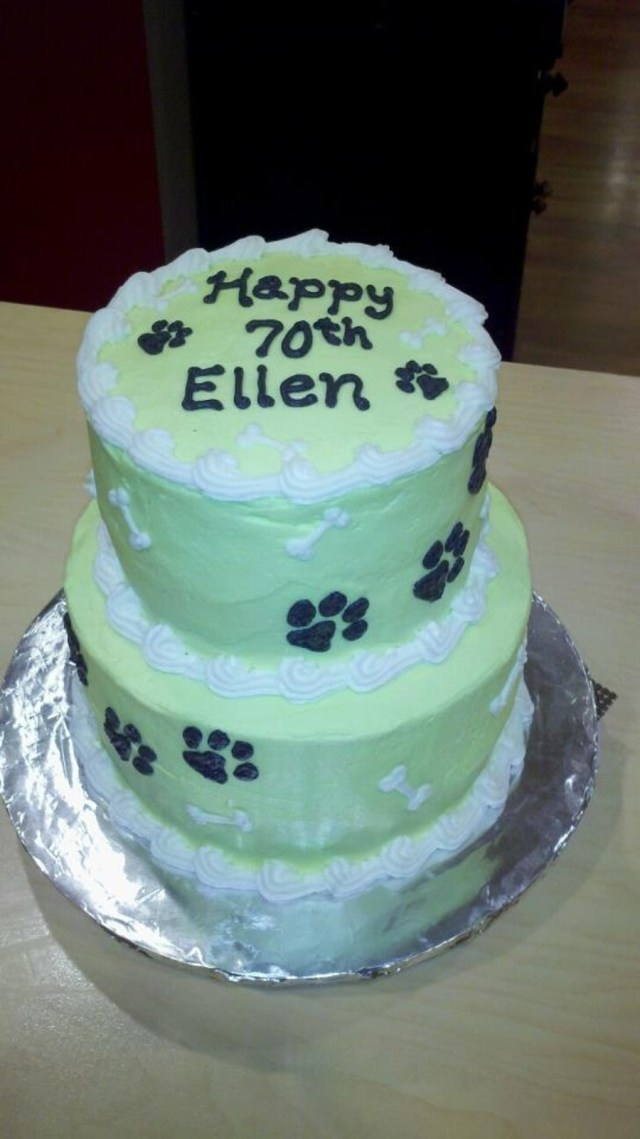 Dog Themed Birthday Cake Dog Themed Birthday Cake Cakecentral