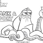 Dory Coloring Pages Dory Coloring Sheets Sivancrewpulseco Idea 15 Awesome Finding