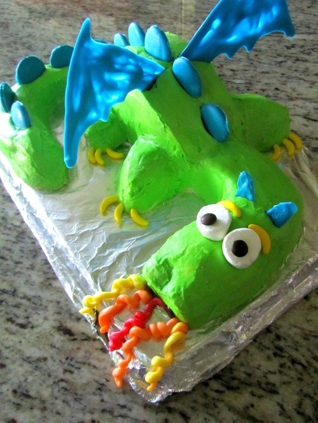 Dragon Birthday Cake Dragon Birthday Cake Pinning With Purpose