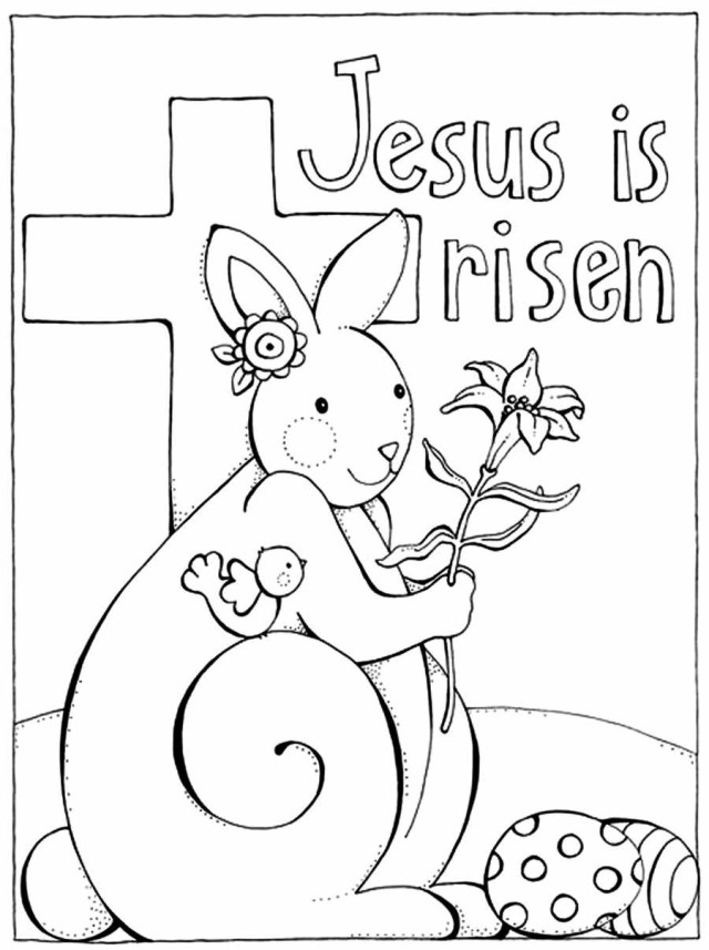 Easter Coloring Pages Religious 20 Best Ideas Preschool Easter Coloring Pages Printable Home